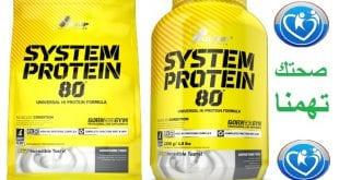 سيستم بروتين 80