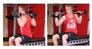 تمارين تقوية عضلات الاجناب (الجنبين Oblique)