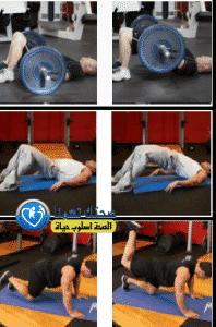 تمارين كمال اجسام لعضلة الجلوتس