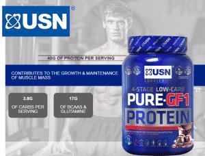 بروتين USN Pure Protein GF-1