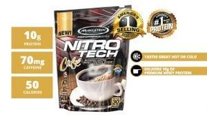 قهوة نيتروتك NITRO-TECH Cafe الاسخدام والفوائد والشرح