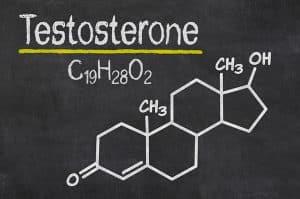 هرمون التستوستيرون testosterone